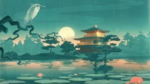 japonia rysunek